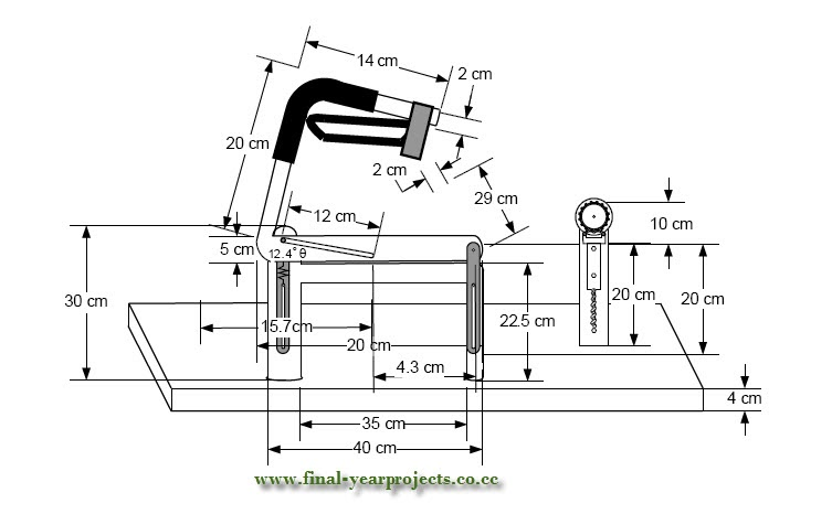redesign of rollator u2019s parking brake system mechanical project report