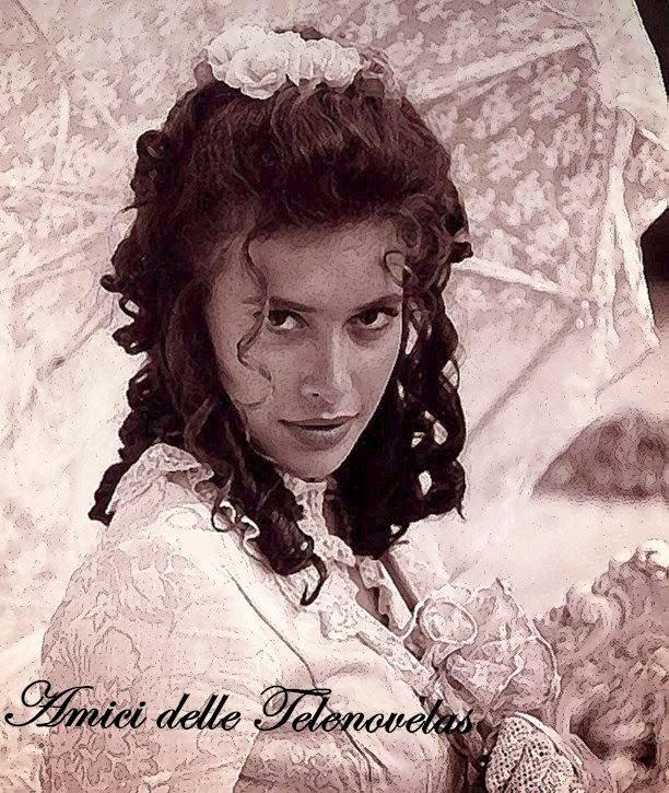 """Angie Cepeda in """"Luz Maria"""""""