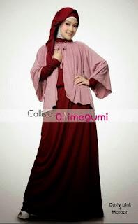 Trend model baju hamil muslim terbaik