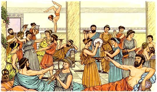 Pol tica antiguas formas de gobierno for Costumbres de grecia