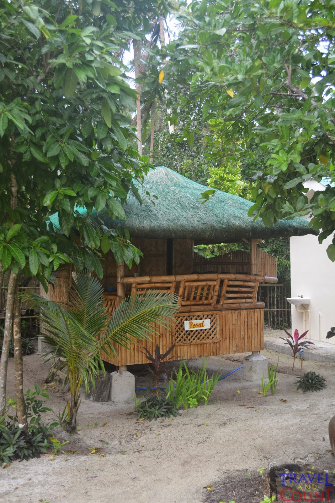 Cottages in Joven's REsort, Cagbalete