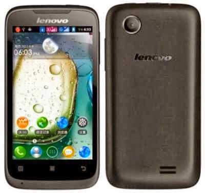 Handphone Lenovo A269i