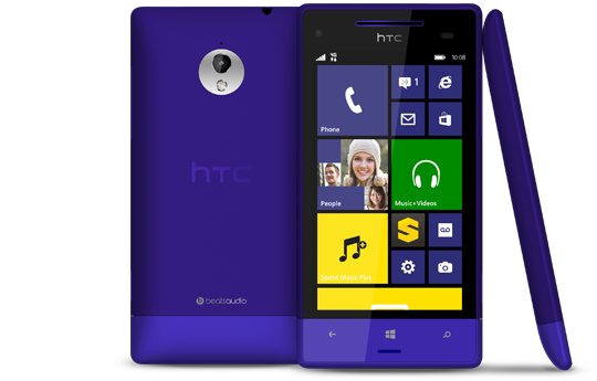 HTC 8XT Review and Specifications