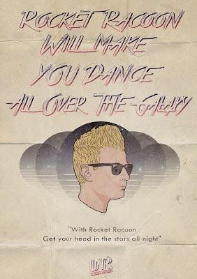 Tiam Wills - Groovin' EP Rocket Racoon