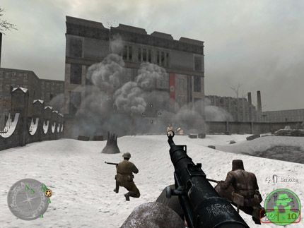 Call Of Duty 2 Full Free Download GAMES SOFT AND MOVIES