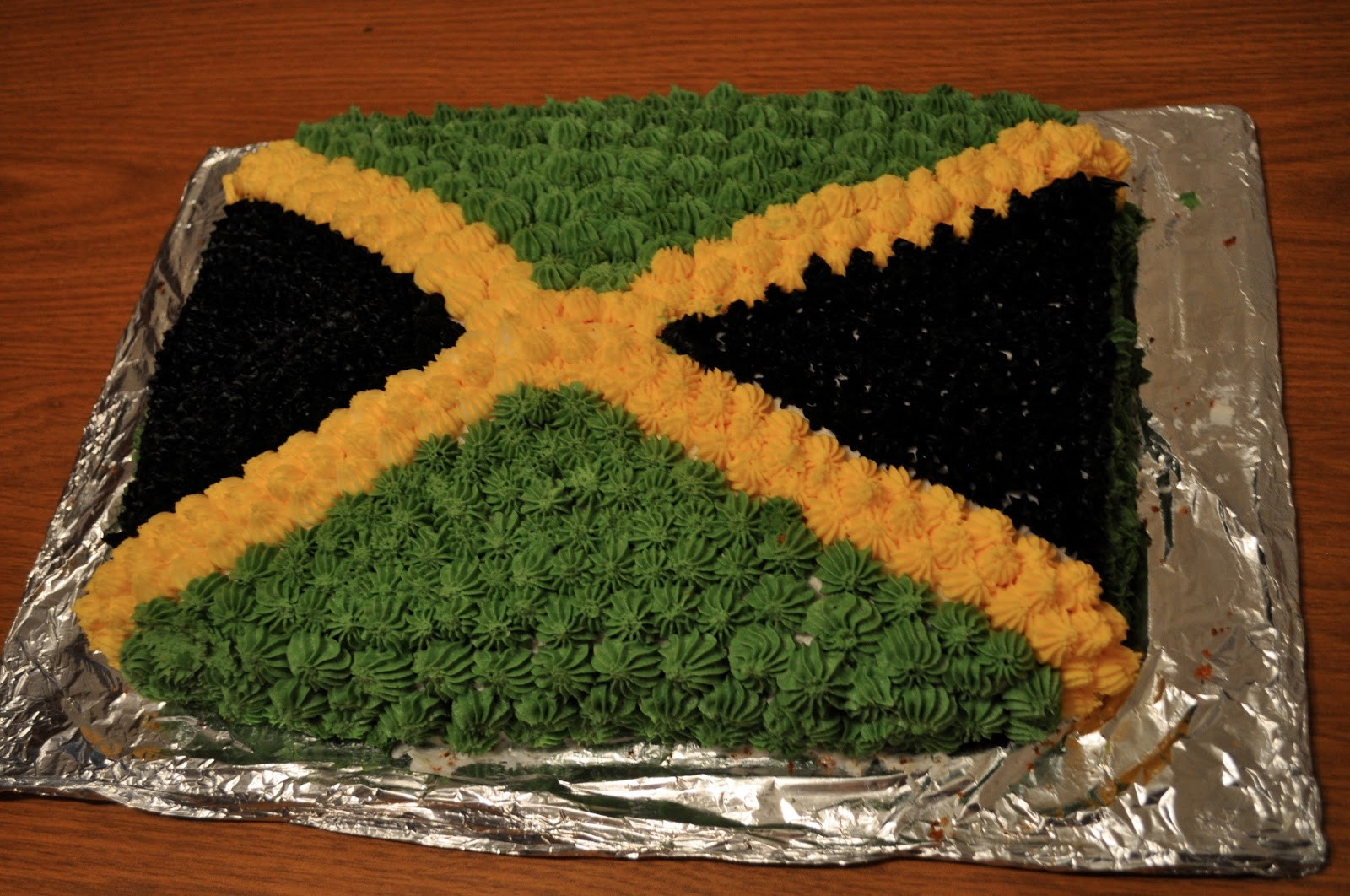 Cake Couture by Jenni Birthday Cake Jamaican Style
