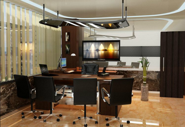 Director 39 s office cabin design for Office cabin interior
