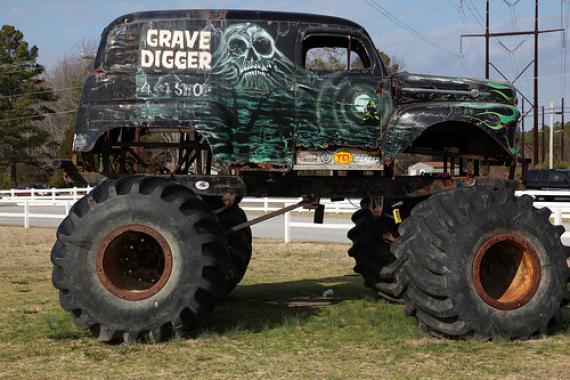 Race Car That Looks Like A Go Kart Mud Truck