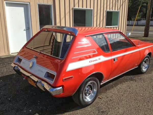 Just A Car Geek: 1972 AMC Gremlin X