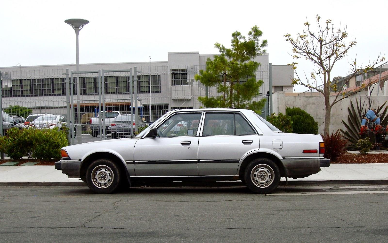 The Street Peep 1983 Honda Accord Sedan 1986 Stanced