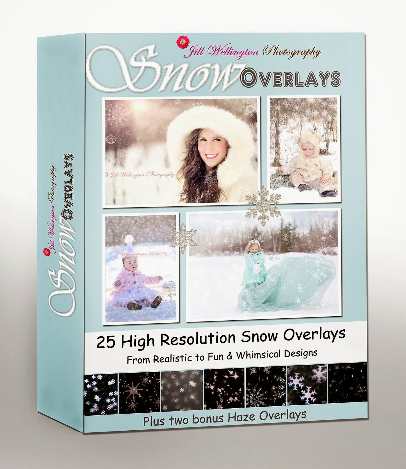 NEW! My Snow Overlay Collection