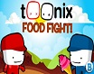 free Cartoon Network Toonix food fight game online