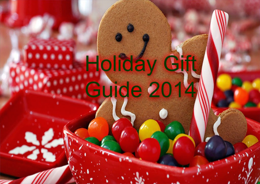 Holiday/Christmas 2014 Gift Guide