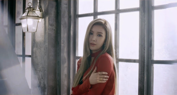 Fiestar's Cao Lu (차오루) in You're Pitiful MV