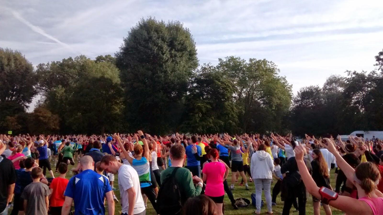 Ealing Half Marathon Race Recap