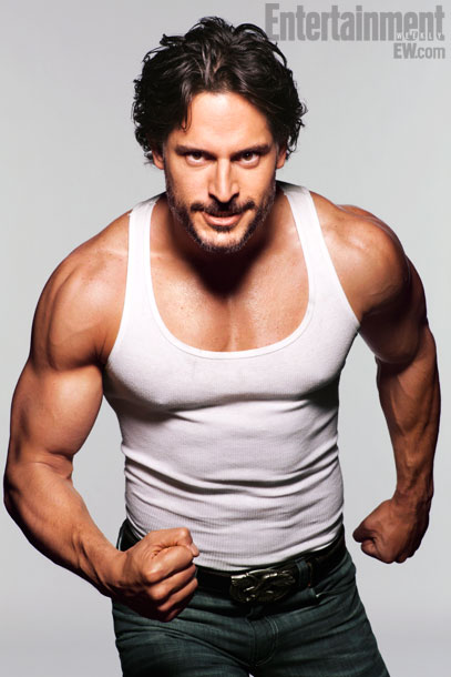 Conception of the Celebrity: Joe Manganiello