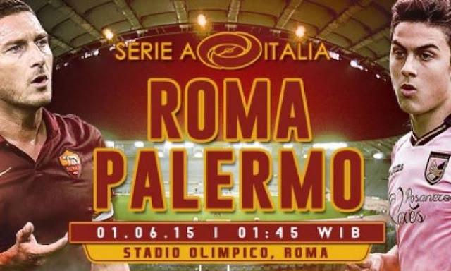 Tip kèo dự đoán AS Roma vs Palermoi