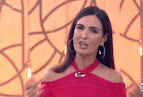 """Fátima Bernardes fala sobre novo casamento de William Bonner: """"Não mexe comigo"""""""