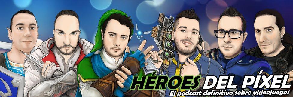 Héroes del Píxel