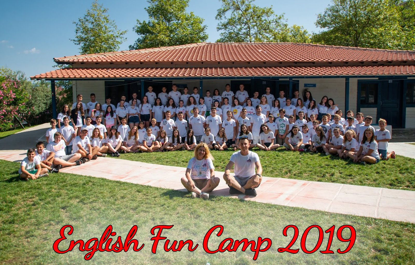 English Fun Camp 2019