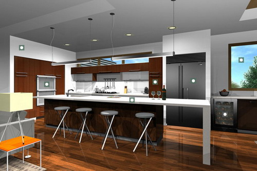 Kitchen Islands With Breakfast Bar