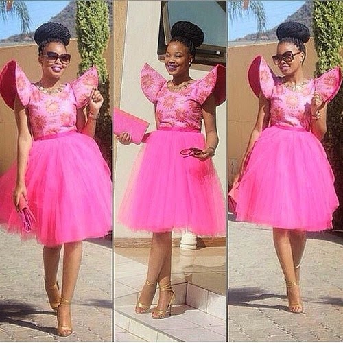 Nigerian wedding dress for women