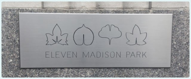 Eleven Madison Park, New York