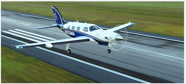 PIPER MERIDIAN - Certificación FAA