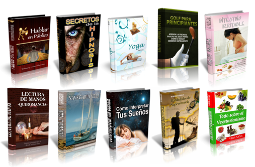 Ebooks para Reventa