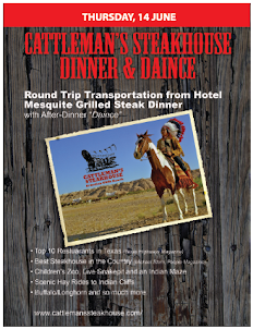 Cattlesman-Indian Cliff Ranch Dinner