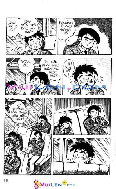 Jindodinho - Đường Dẫn Đến Khung Thành III  Tập 22 page 18 Congtruyen24h