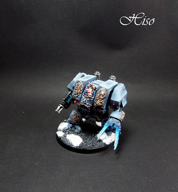 Space Wolf - Dreadnought Bjorn