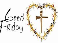 Happy Good Friday & Easter Day 2020