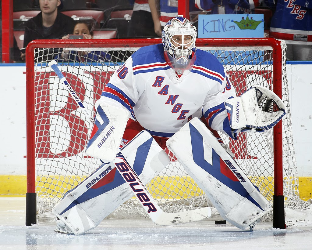 The Henrik Lundqvist Blog Lundqvist Rewarded For His Loyalty To The