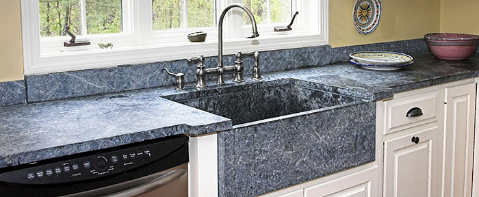Marvelous Soapstone Countertops