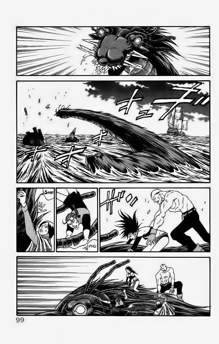 Vua Trên Biển – Coco Full Ahead chap 236 Trang 12 - Mangak.info