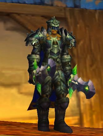 wow cataclysm warrior fury pvp build.