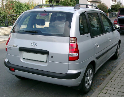 hyundai matrix specifications
