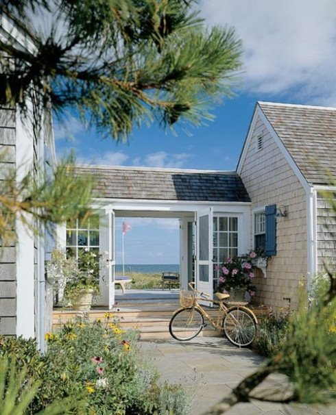 Cape Cod Beach Cottage