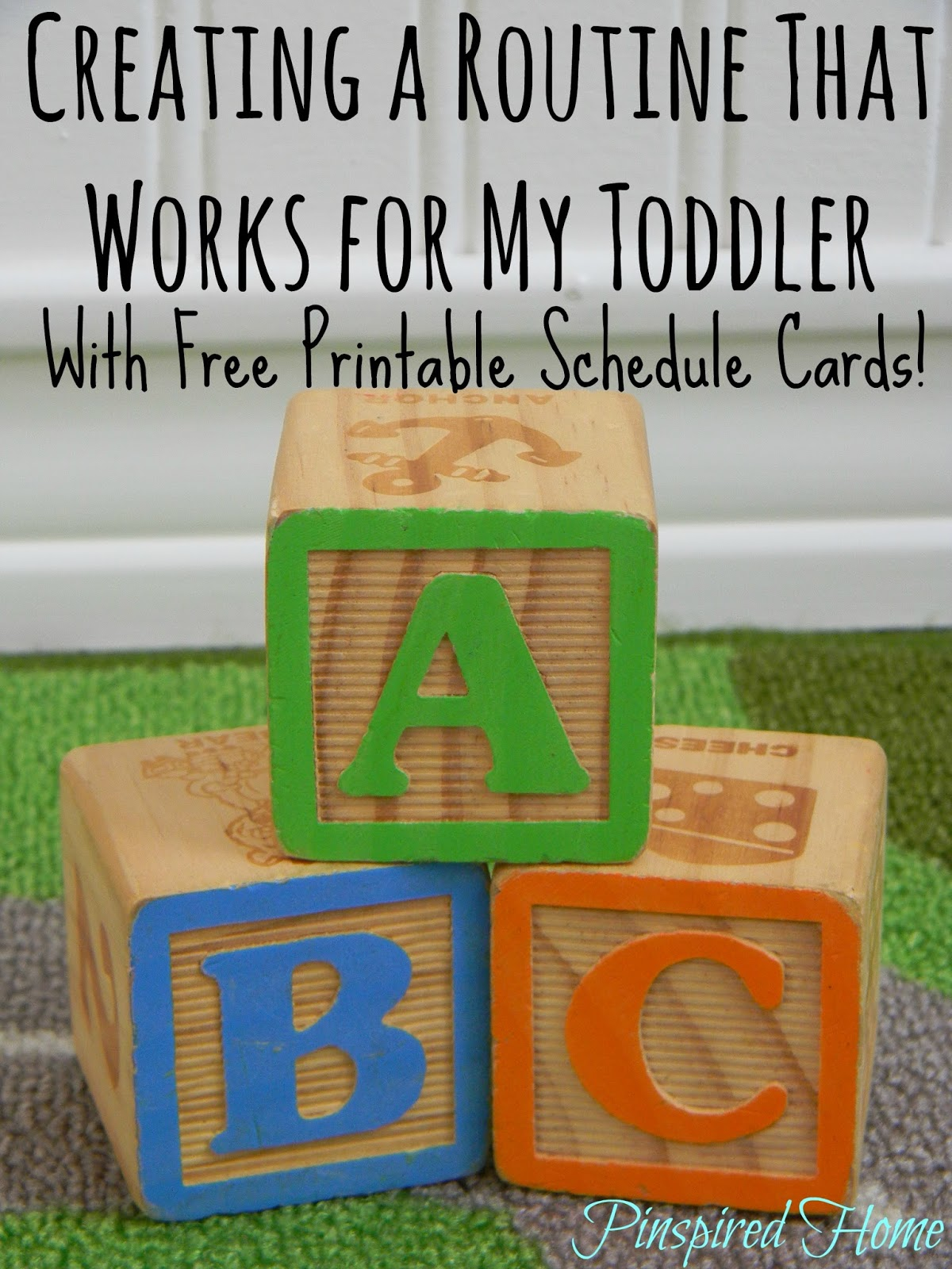 http://pinspiredhome.blogspot.com/2014/09/toddler-routine-free-printable.html