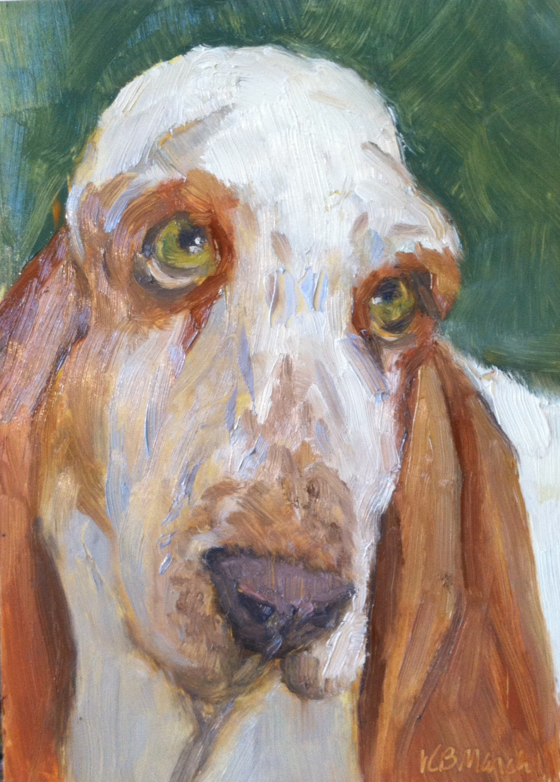 Pet Portraits - Send me a photo of your favorite pet. Your portrait will be ready in 2-3 wks.     -