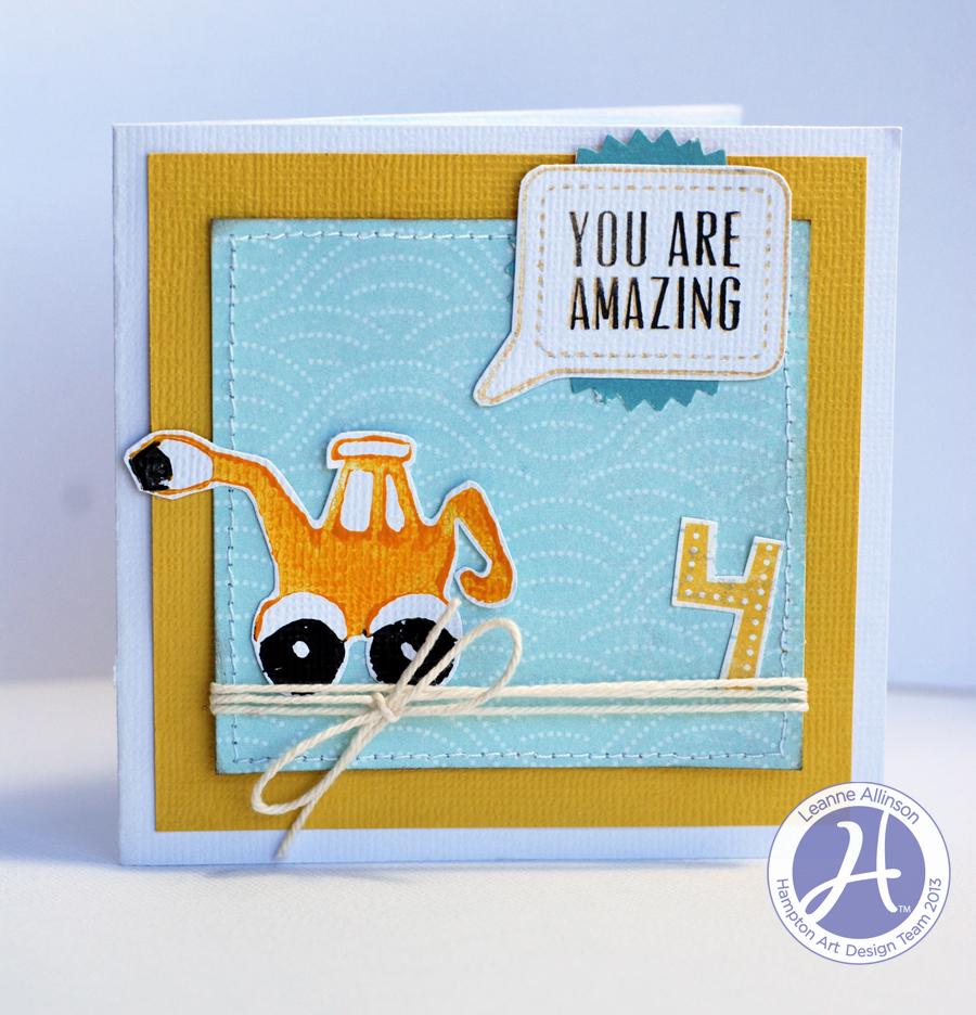 You Are Amazing: Hampton Art Blog: Echo Park/Hampton Art Blog Hop