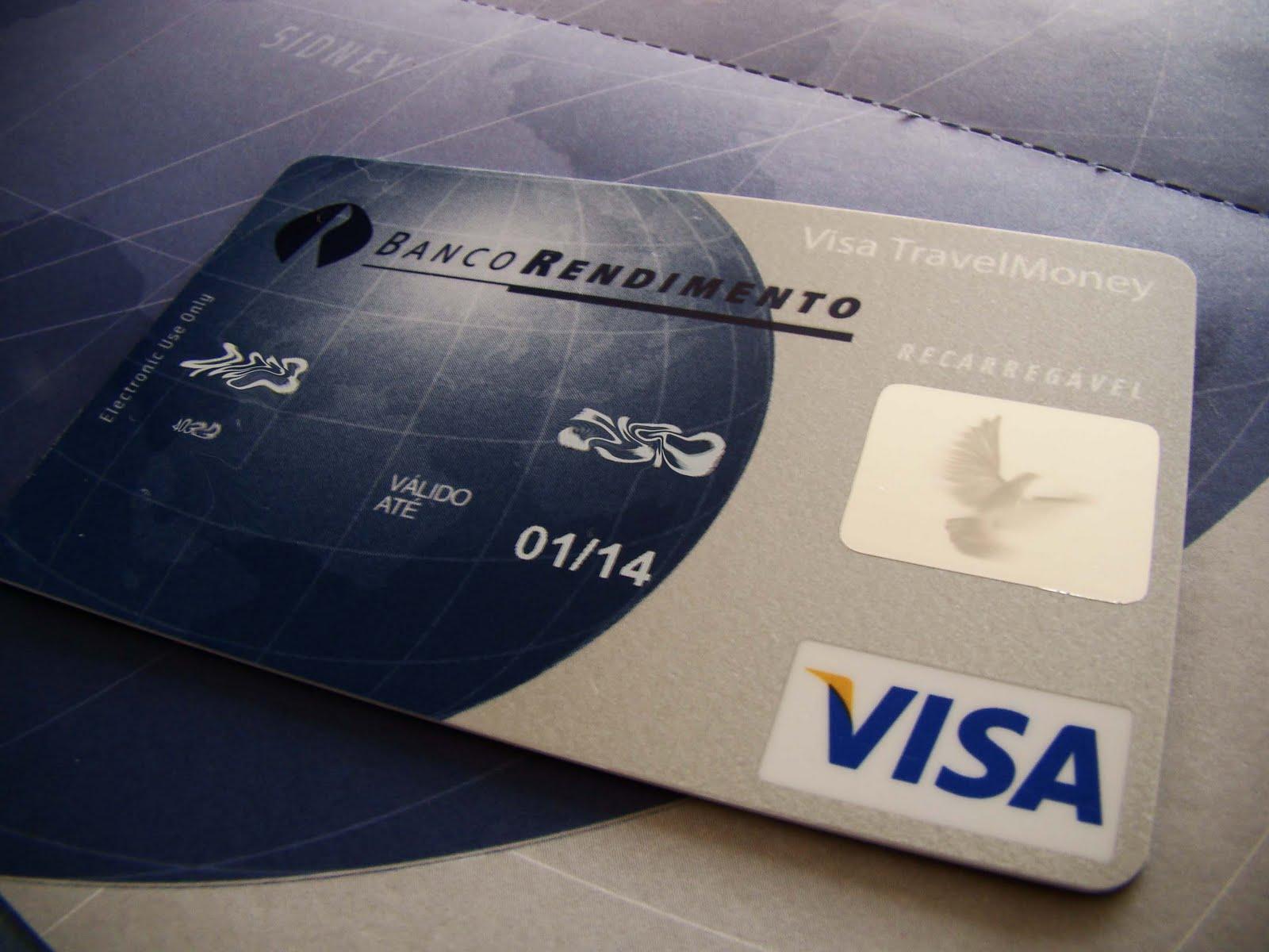 Visa travel money vtm sem nem pensar afinal visa 233 a bandeira