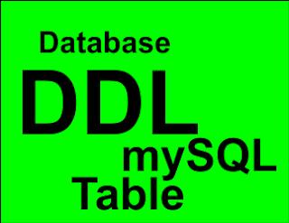 cara membuat database dengan command prompt
