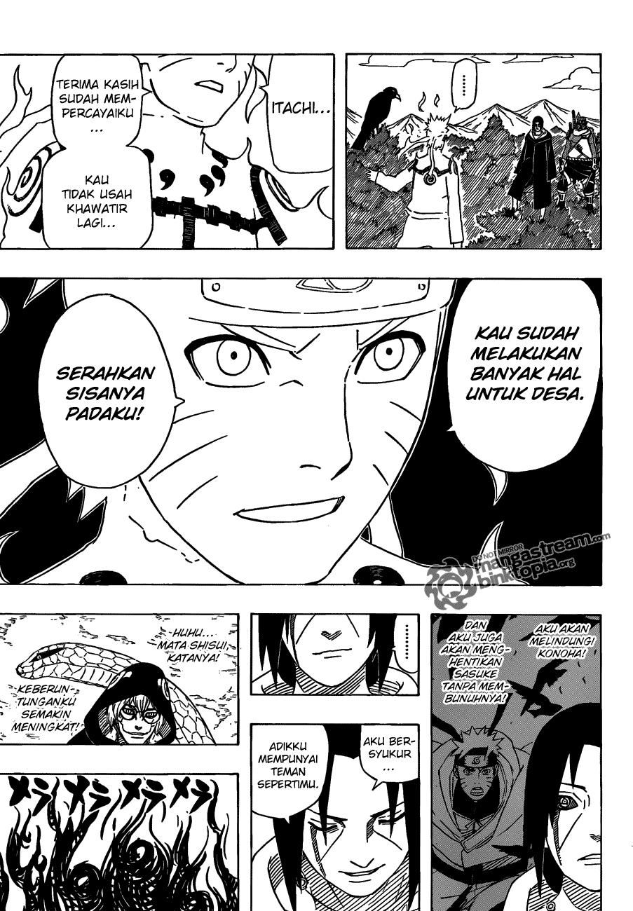 Komik naruto 550 page 14