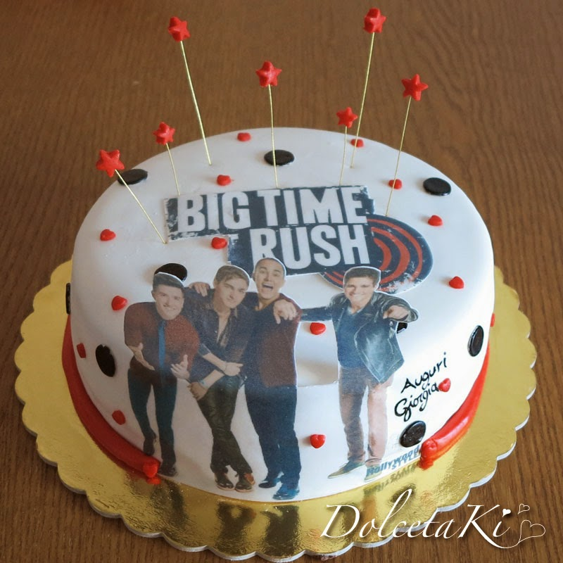 torta big time rush