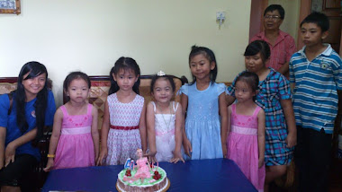 SYLVIANNA PANAVAI 4TH BIRTHDAY