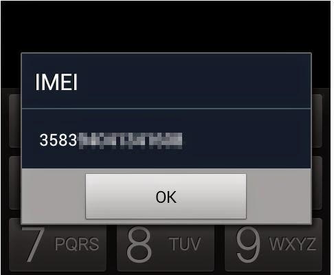 Como saber si mi teléfono está bloqueado por IMEI
