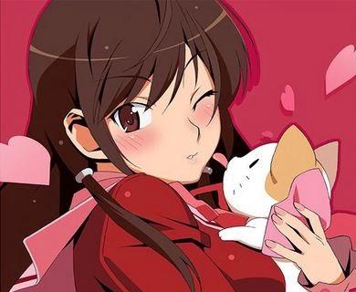 anime manga comedia romance videojuegos