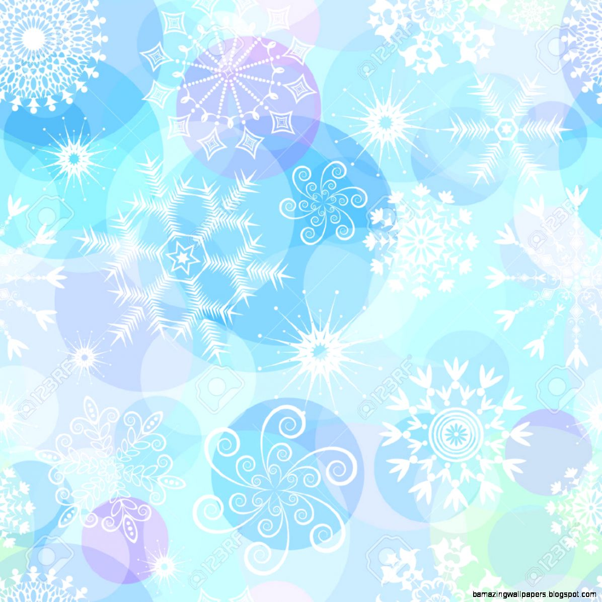 Seamless Christmas Pattern Royalty Free Cliparts Vectors And